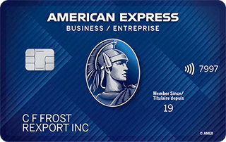 American Express Business Edge Card